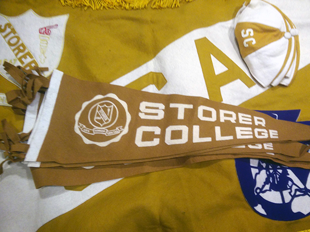Graduation Banners, Beanies, and Flyers for the Storer College