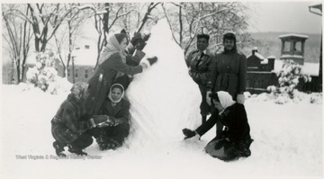 "Likely during the 'Great Snow of 1941.""'"