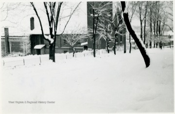 During the 'Great Snow of 1941.'