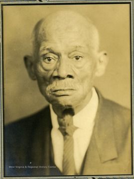 Unidentified African American man.