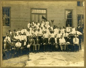 Kings Mountain Student Conference of Young Men's Christian Associations; Colored Men's Department.