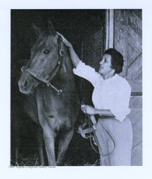 Sylvia Bishop graduated from Storer College in Harpers Ferry, W. Va., and was the first African-American woman licensed to train thoroughbred horses in the U.S.  Her home track was the Charles Town Race Track, W.Va.